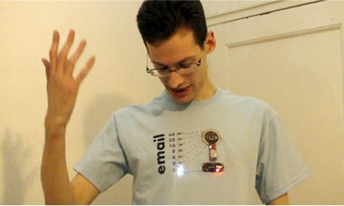Siêu độc đáo Kiểm tra thư điện tử từ… áo thun