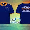 May áo thun đồng phục Công ty Vận Tải Trung Toại