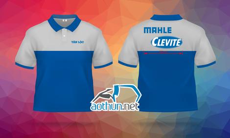 Áo thun quà tặng khách hàng Công ty Tân Lộc Mahle Clevite