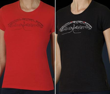 Julia Roberts thiết kế áo thun cho Armani
