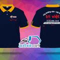 Áo thun đồng phục công nhân Công ty Quảng Cáo Nội Thất Trí Việt