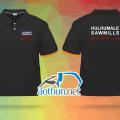 Áo thun đồng phục cao cấp cho Công ty Hulhumale Sawmills