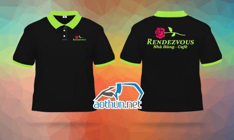 Áo đồng phục nhân viên RENDEZVOUS