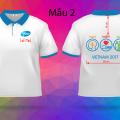 Áo thun đồng phục Teambuilding Pfizer
