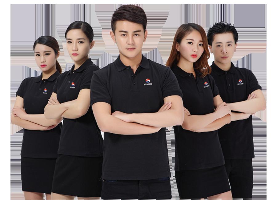 áo nhóm đồng phục - 1