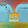 Áo thun đồng phục Công ty C.C.HOUSE