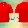 Áo thun đồng phục Công ty Vinataba