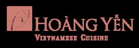 Đồng phục Nhà hàng Hoàng Yến