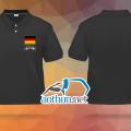 In áo thun đồng phục nhân viên giá rẻ Liebhaber Kaffee ở Quận 3