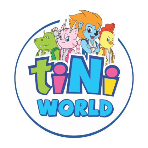 Logo Khu vui chơi thiếu nhi TiniWorld