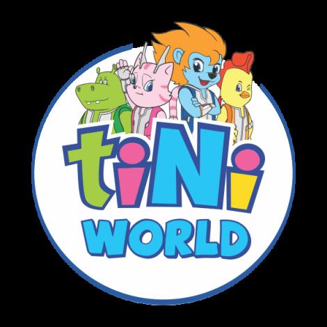Logo Khu vui chơi thiếu nhi TiniWorld