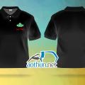 May áo thun đồng phục polo đen cho nhà hàng Bamboo ở Vũng Tàu