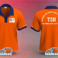 Áo thun đồng phục Trung Tâm Tin Học T3H ĐH Khoa Học Tự Nhiên Hà Nội