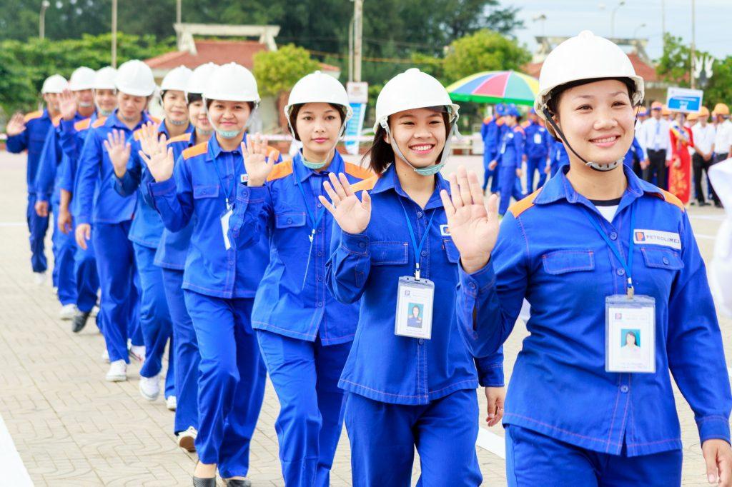 Bảo hộ lao động Petrolimex - không chỉ là bảo hộ !