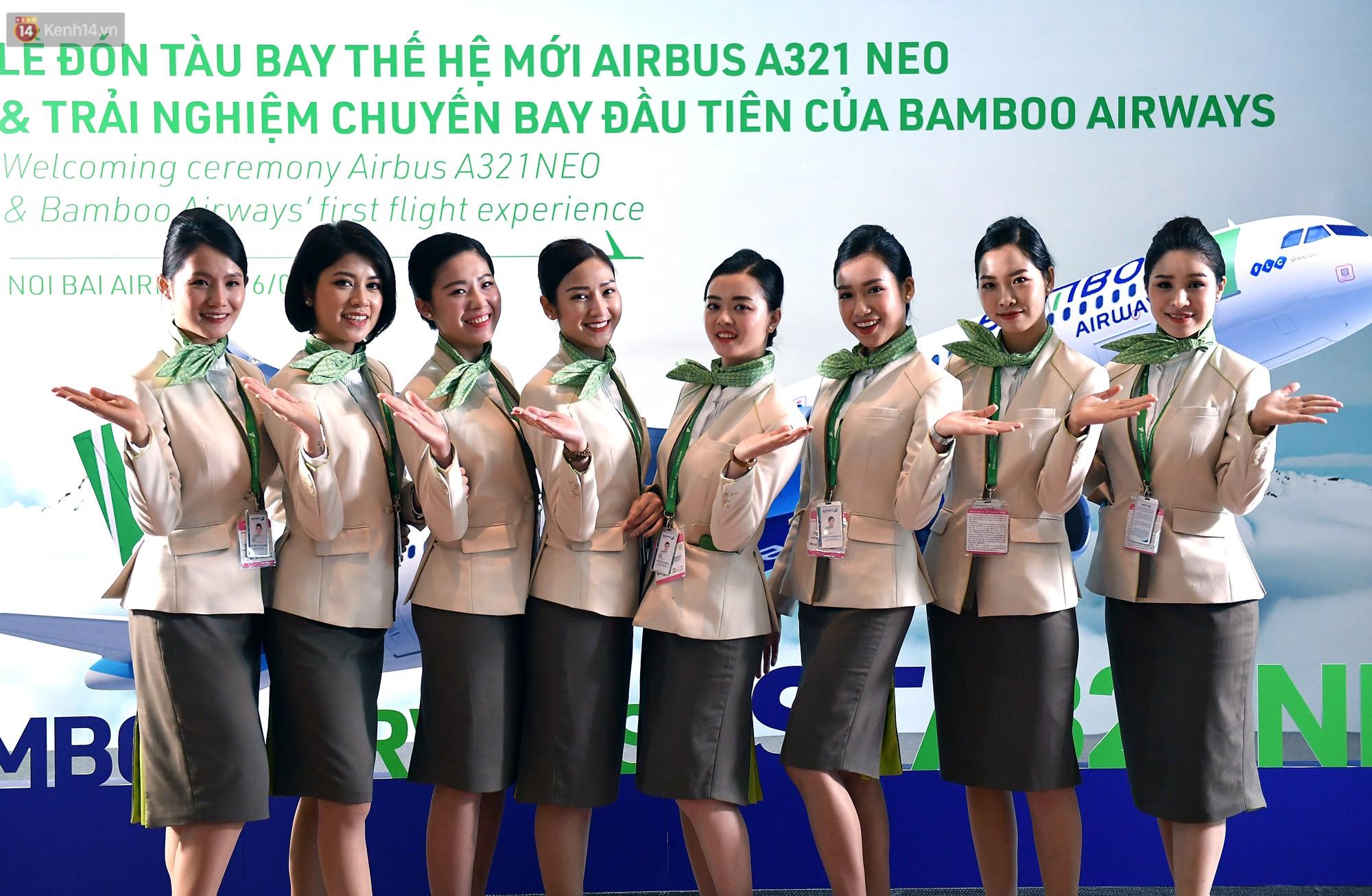 Cận cảnh đồng phục siêu đẹp của hãng hàng không Bamboo Airways 5