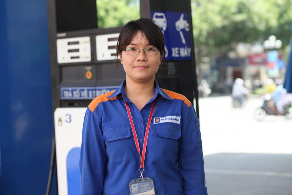 Đồng phục bảo hộ lao động nhân viên Xăng Dầu Petrolimex - 5