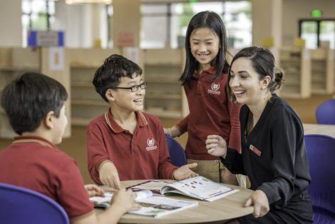 Đồng phục học sinh trường Quốc tế Vinschool