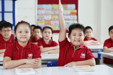Đồng phục học sinh trường Vinschool - 5