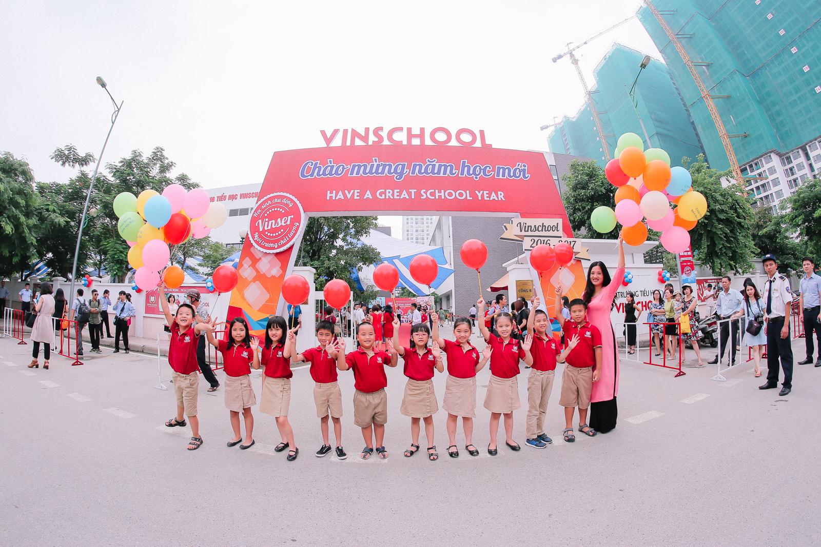 Đồng phục học sinh trường Vinschool - 14