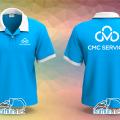 Đồng phục nhân viên tập đoàn Viễn Thông CMC