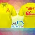 In áo thun đồng phục giá tốt chất lượng cao cho Công Ty TNHH Nam Vị O ngon