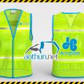 In áo phản quang bảo hộ công nhân Tập đoàn Xây Dựng Hòa Bình
