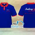 In áo thun đồng phục giá tốt chất lượng cao cho Công ty chuyển phát nhanh Salogex tại Quận Tân Bình