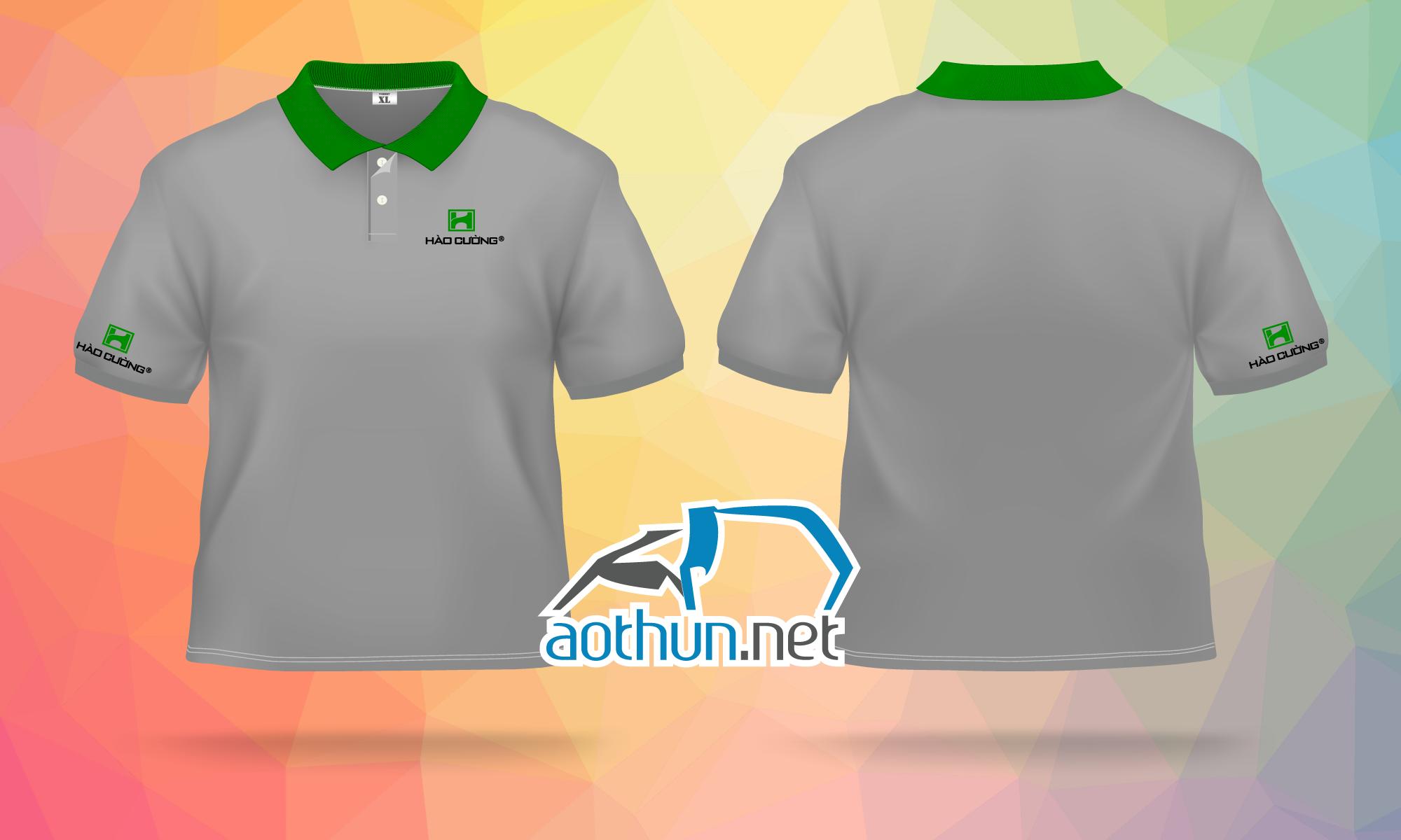 In áo thun đồng phục giá tốt mẫu mã đẹp cho Công Ty TNHH MTV Hào Cường tại Quận 8
