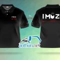 In áo thun đồng phục giá tốt và đẹp cho cửa hàng cafe Imuzu tại Quận