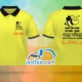 In áo thun đồng phục nhân viên giá rẻ cho khu vui chơi trẻ em Ong Vàng tại Tây Ninh