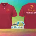 In đồng phục áo thun đẹp cho Trung tâm đào tạo nghề World Nails School tại Quận 3