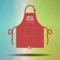 In tạp dề đồng phục mẫu mã đẹp chất lượng cao cho quán Weee Steak tại Đà Lạt