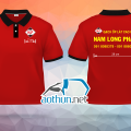 May áo thun đồng phục đẹp cho Nhà Phân Phối Gạch Men Nam Long Phát tại Quận 12