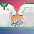 May áo thun đồng phục mẫu đẹp chất lượng cho Công ty Bất Động Sản Phương Nhà Đất