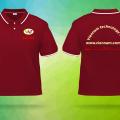 May áo thun đồng phục mẫu đẹp giá tốt cho Công ty Vien Nam Tech tại Quận 3