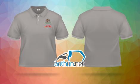 May áo thun đồng phục nhân viên chất lượng cao thời gian nhanh cho quán Eco Coffee
