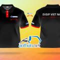 May áo thun đồng phục nhân viên Công ty TNHH Công Nghệ Môi Trường EVSIP tại Bình Dương