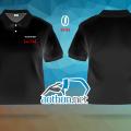 May áo thun đồng phục thêu logo mẫu đẹp giá tốt cho Quán Coffee Shop