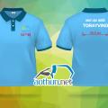 May đồng phục áo thun giá rẻ cho công ty cổ phần máy lọc nước Torayvino