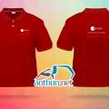 May đồng phục áo thun nhanh và đẹp cho Công ty APAVE châu Á - Thái Bình Dương