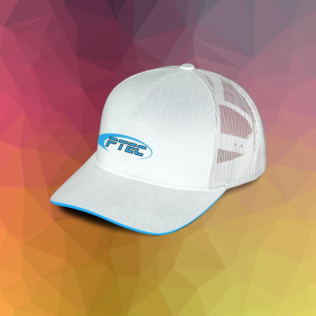 May nón đồng phục nhân viên mẫu mã đẹp chất lượng cao cho Công Ty PTEC