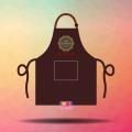 May tạp dề đồng phục chất lượng cao cho Quán Cafe Runam tại Quận 1