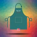 May tạp dề đồng phục giá tốt và đẹp cho quán Quyen's House - Cake & Tea ở Quận Thủ Đức
