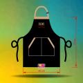 May tạp dề đồng phục mẫu đẹp giá tốt cho Quán cafe Buono tại Biên Hòa