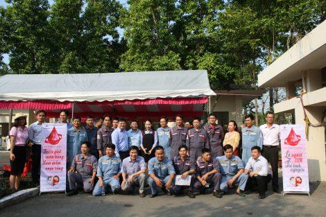 Quần áo bảo hộ lao động - Nét riêng về văn hóa Nhiệt điện Phú Mỹ