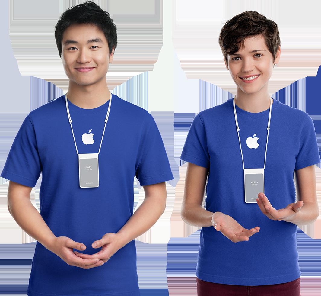Áo thun đồng phục Công ty Apple