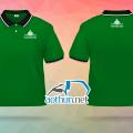 Thêu áo thun đồng phục Công ty Vua Hạt Đậu