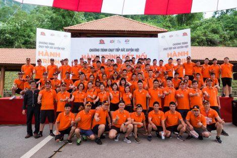 Áo đồng phục FPT 30 năm Tiên phong - 2