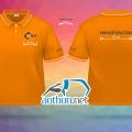 Áo thun đồng phục Công ty linh kiện điện tử N shop tại quận Tân Phú