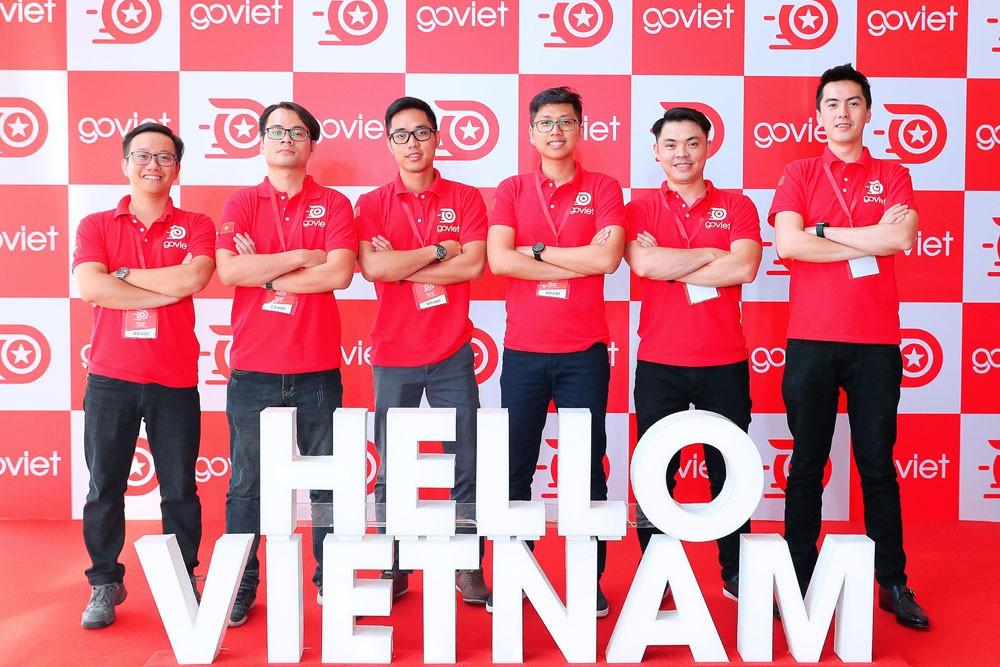 Áo thun đồng phục Go Việt - 1